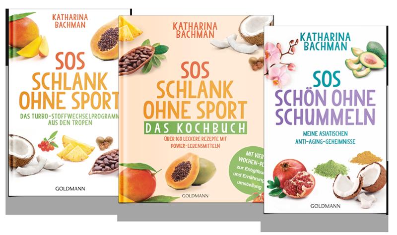 SOS - Schlank ohne Sport Bücher