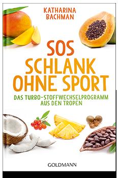 SOS - Schlank ohne Sport. Buchcover klein
