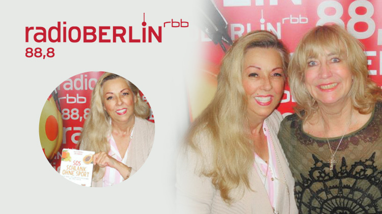 Radio Berlin 88,8 Header