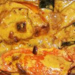 Paprika-Zucchini-Cocospfanne