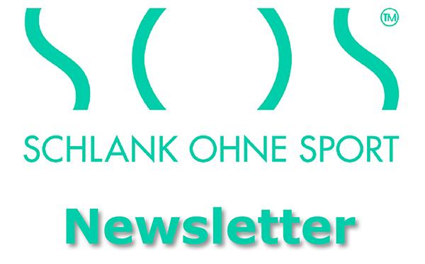 Logo mit Subline Newsletter