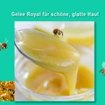 Gelèe Royal Hautmaske