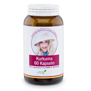 Kurkuma-Kapseln
