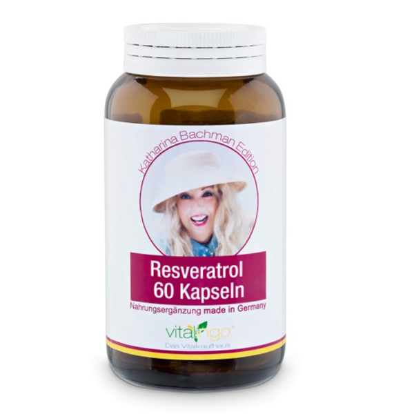 Resveratrol-Kapseln