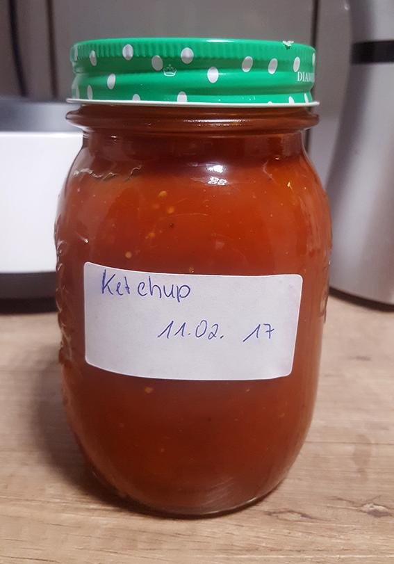 SOS-Ketchup