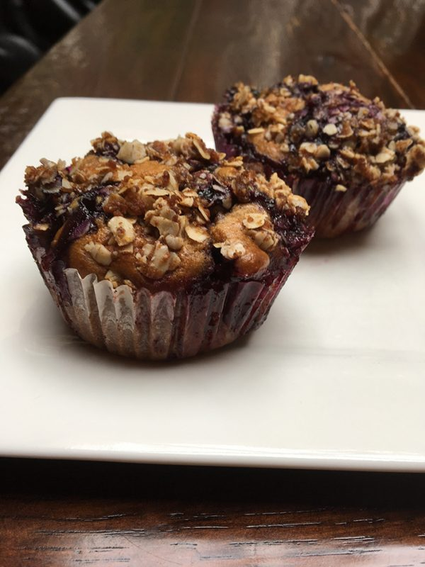 Blaubeer-Muffins (Vegan)
