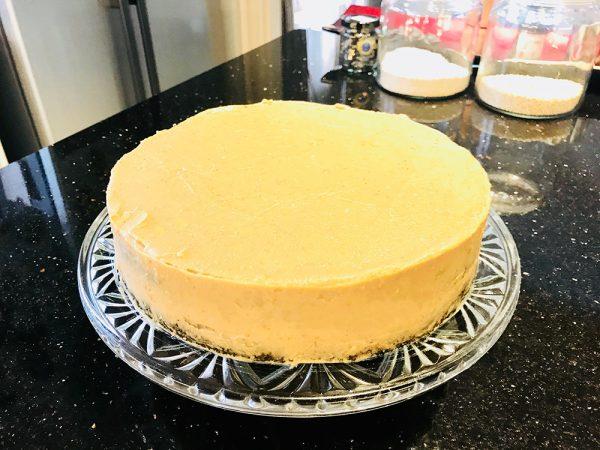 Mandelcreme (Rübli-Kuchen)