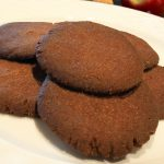 Glutenfreie Vanille-Erdnuss-Kekse